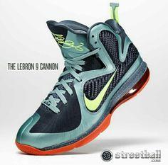 save off b857a 280fc New Lebron 9, Lebron James, Nike Basketball Shoes, Weekend Fun, Cheap Ray