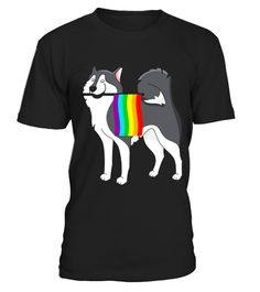 """# Gay Pride Siberian Husky T-Shirt .  Special Offer, not available in shops      Comes in a variety of styles and colours      Buy yours now before it is too late!      Secured payment via Visa / Mastercard / Amex / PayPal      How to place an order            Choose the model from the drop-down menu      Click on """"Buy it now""""      Choose the size and the quantity      Add your delivery address and bank details      And that's it!      Tags: This Siberian Husky Tee is awesome for Christmas…"""