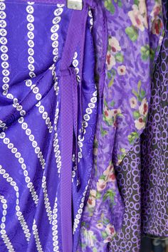Skirt in Vintage Silk Jacquard, 1970's.  At www.charlottebialas.com/eshop
