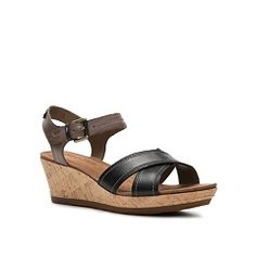 Cobb Hill by New Balance Neve Wedge Sandal