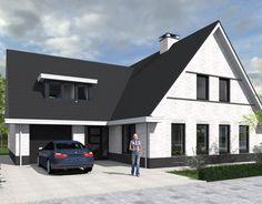 Begin 2017 gaan we deze woning bouwen. Ontwerp 2016 Uitvoering begin 2017 Architect Sander Bongers