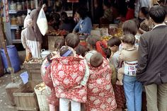 hong kong, 1972    market    part of an archival project, featuring the photographs of nick dewolf