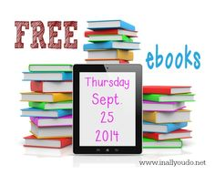Now thru September 30th you can get some GREAT deals on Children's ebooks for just $1!!! Check out these titles!