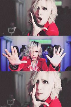 Find images and videos about the gazette and ruki on We Heart It - the app to get lost in what you love. Best Rock Bands, Cool Bands, Ruki The Gazette, Hard Music, Drum Band, Old Flame, I Am A Queen, Kpop, Drama Queens