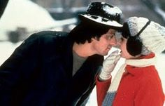 Rocky...yes, it's about boxing but to me...what an incredible love story!! <3<3
