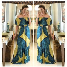 Estampa perfeita, modelo incrível! Bem leve e fluido!!!! #vestidolongo #longdress  #vestidolongoestampado Compre pelo 17 99662 7404 Work Attire, Holiday Outfits, Frocks, Dress Skirt, Ideias Fashion, Strapless Dress, Short Dresses, Plus Size, Photoshoot