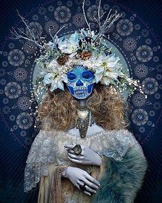 Las Muertas – Düster-bunte Fotografien von Tim Tadder - detailverliebt.de