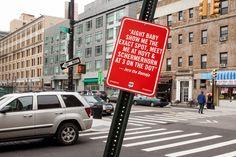 lyrics become street signs @ NYC  - Jeru the Damaja!!