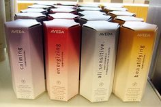 aveda massage oils - transforming...