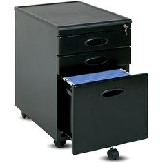 file cabinets | Sauder Mobile File Cabinet, Multiple Finishes