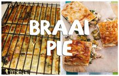 Does it get much better than Braai pie? South African Dishes, South African Recipes, Braai Pie, Eat For Energy, Cottage Meals, Braai Recipes, Tasty Dishes, Side Dishes, Smoking Recipes