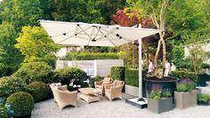 shademaker Polaris Patio, Outdoor Decor, Home Decor, Terrace, Private Garden, Nice Designs, Deko, Interior Design, Home Interior Design