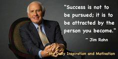 Jim Rohn, Motivational speaker