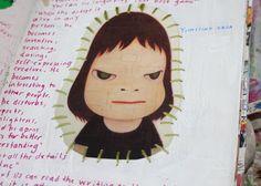 Making a Composition Book Art into a Journal 21 (Tutorial) via lilblueboo.com