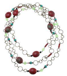Southwest Stoll Necklace