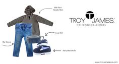 Simple Outfit for a casual day out #troyjamesboys