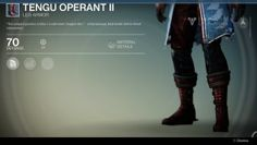 A list of all guardian armor in Destiny the game. Destiny Warlock