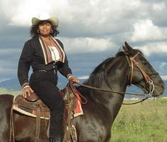 Black American cowgirls of the west