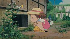 My Neighbor Totoro gif