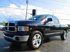 2004 DODGE RAM 1500 QUAD CAB SLT | Auto Solutions in Maryville TN