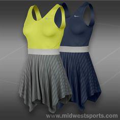 nike tennis dress, nike novelty knit dress, Su14_598231