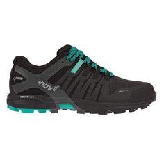 inov-8 roclite GTX 315 (M) black/teal W | Běhshop.cz Hiking Boots, Teal, Shoes, Fashion, Moda, Zapatos, Shoes Outlet, Fashion Styles, Shoe