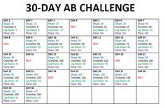 "I love a good challenge and can't wait to start the ""30 Day Squat Challenge"" today. The challenge came from my mom, so a group of my family and friends have decided to start the challenge. I woul..."