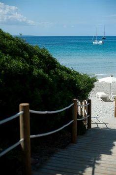 Malibu Ibiza, Las Salinas, Ibiza, Spain #barcoibiza