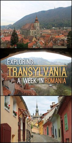 A week in Romania: full itinerary which includes Bran, Rasnov, Brasov, Sighisoara and Busteni.