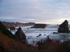 harris beach = my of my favorite places. get me back there. <3