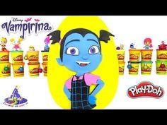 Huevo Sorpresa Gigante de Barbie de Plastilina Play-Doh en Español Huevo de Logo de Barbie - YouTube