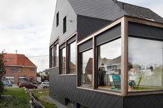 Passive house, Sint-Niklaas