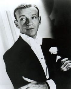 fred astaire; my grandmother danced with him at a party they were both attending.