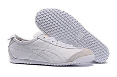 Onitsuka Tiger Mexico 66 Fashion Sneaker,All White,44 M EUR/10 D(M) US Men - Brought to you by Avarsha.com