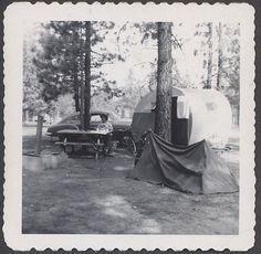 1949-1950 Chevrolet Fleetline Travel Trailer