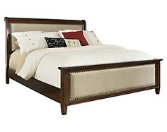 Hindell Park Queen Sleigh Bed View 0