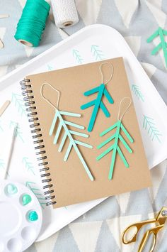 Three Winter Hygge Crafts | Handmade Charlotte...