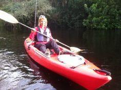 5 space saving ideas for kayak fishing! #fishing #kayakfishing #womenfishing