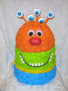 Happy Harry Monster Pinata - MADE TO ORDER