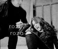 Vampire Academy; Romitri; Rose Hathaway (Zoey Deutch); Dimitri Belikov (Danila Kozlovsky)