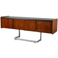 Ste-Marie and Laurent Credenza   From a unique collection of antique and modern credenzas at https://www.1stdibs.com/furniture/storage-case-pieces/credenzas/