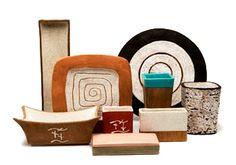 Mid Century Pottery and Ceramics - I Antique Online