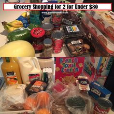 Grocery Shopping and Meal Plan for 2 for under $80 at A Writer Cooks. Visit the post at http://www.awritercooks.com/grocery-shopping-and-meal-plan-may-23/