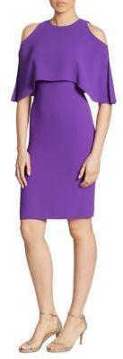 Ralph Lauren Ashley Cold Shoulder Dress