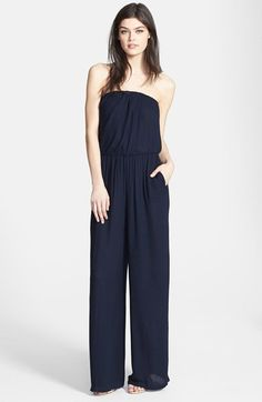 Young,+Fabulous+&+Broke+'Arie'+Strapless+Jumpsuit+available+at+#Nordstrom
