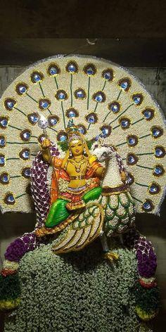 Gayatri Devi, Lord Murugan Wallpapers, In Kannada, Indian Gods, Good Morning Images, Lord Shiva, Gods And Goddesses, Mythology, Fantasy