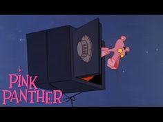 A burglar tries to steal a safe where Pink is hiding. The Pink Panther is the sly, lanky animated cat created by Friz Freleng and David DePatie. Pink Official, Big Chill, Evil Twin, Pink Panthers, Cartoon Kids, Wordpress Theme, Animation, Youtube, Dramas