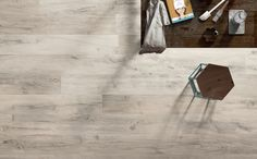 Revêtement de sol/mur en grès cérame effet bois LEGEND by Ariana Ceramica Italiana