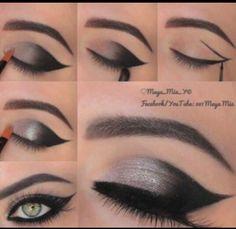 Make up mata....