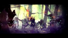 Beautiful #CG trailer for #GuildWars2: #HeartOfThorns with a very stylized look created by #AxisAnimation: http://www.artofvfx.com/?p=11044